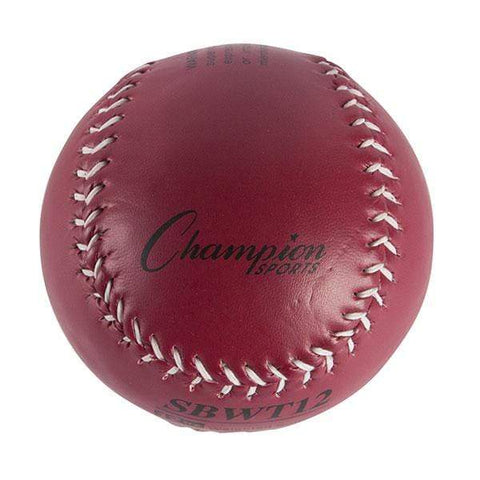 Champion Sports Weighted Softball Set of 8 SBWTSET