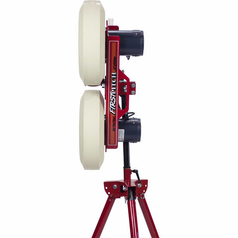 First Pitch Bowler Pro 2 Wheel Cricket Bowling Machine