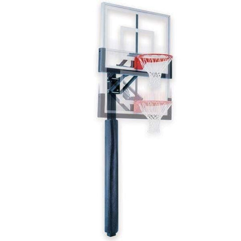 First Team Champ Adjustable In-Ground Basketball Goal