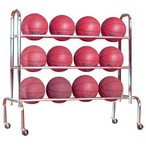 First Team Economy Ball Carrier (Holds 12 Basketballs) FT15