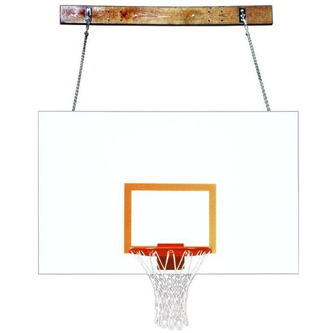 First Team FoldaMount68 Wall Mount Basketball Goal