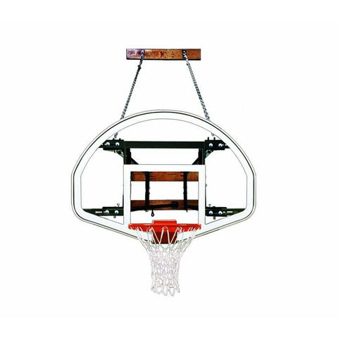 First Team FoldaMount82 Wall Mount Basketball Goal