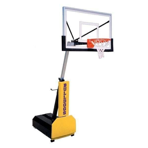 First Team Fury Portable Basketball Hoop