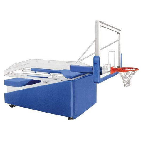 First Team Hurricane Triumph Portable Basketball Goal