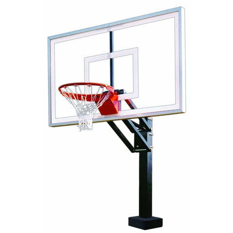First Team HydroChamp Inground Pool Basketball Hoop