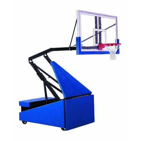 First Team Storm Portable Basketball Goal