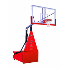 Image of First Team Storm Portable Basketball Hoop