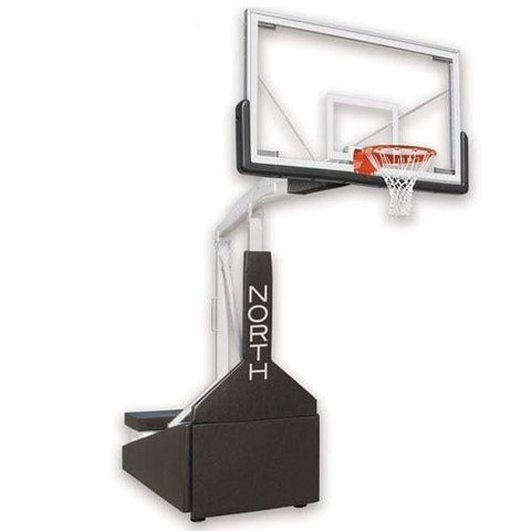 First Team Tempest Portable Basketball Goal