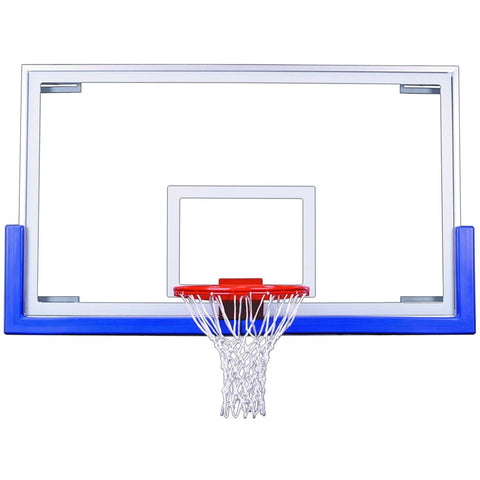 "First Team Triumph 42"" x 72"" Basketball Backboard Upgrade Package"