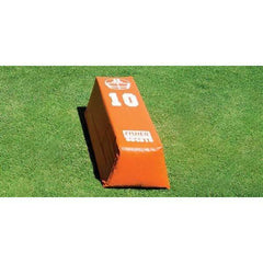 "Fisher 48""L x 12""H x 18""W Football Stepover Agility Dummy SO4810"