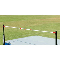 "Fisher Athletic 13'-1/2"" Fiberglass Standard High Jump Crossbar BM1501"