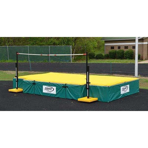 "Fisher Athletic 16'6"" W X 8' D NCAA/NFHS High Jump Pits"