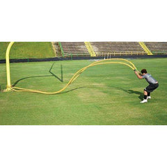 "Fisher Athletic 2"" X 30' Poly Warrior Rope WRP30"