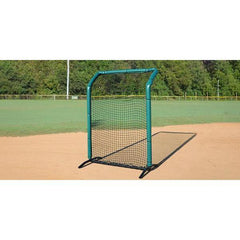 Fisher Athletic 5' x 8' Pro Series Pitchers Protective Screen PP58ST
