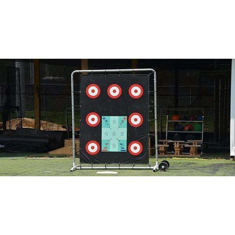 Fisher Athletic 6' x 7' 360 Pitching Target 360PT-2