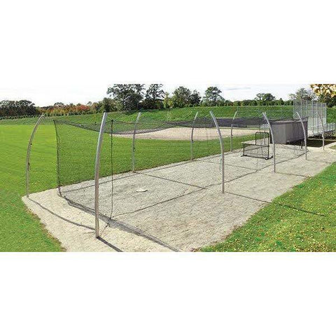 Fisher Athletic 70'L x 12'H Varsity Batting Cage Net w/ Frame BT7012H