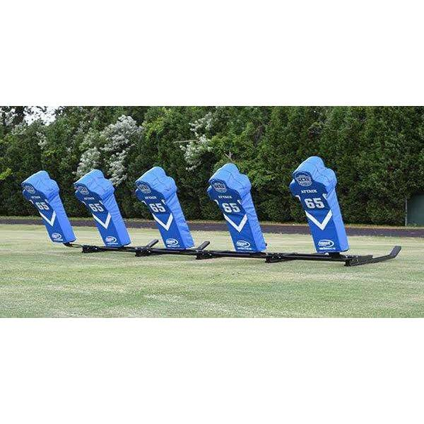 Fisher Athletic Brute Football Blocking Sleds