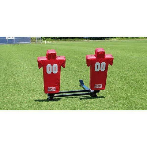 Fisher Athletic JR Brute 2 Youth Football Blocking Sleds