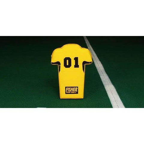 Fisher Athletic Man Shaped Youth Football Blocking Shield HD700
