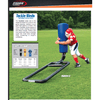 Image of Fisher Athletic Pro SackBack Football Tackle Sleds