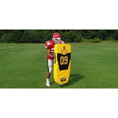 "Fisher Full Body 6"" Thick Football Blocking Shield HD320"