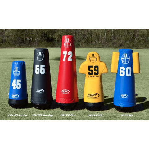 Fisher Varsity Pop Up Football Tackle Dummy 10155