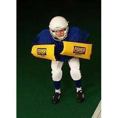 Fisher Youth Forearm Football Blocking Shields HD400JR