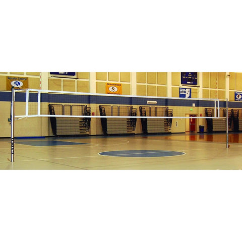 "Gared 4"" OD Libero Master Telescopic One Court Volleyball System 7300"