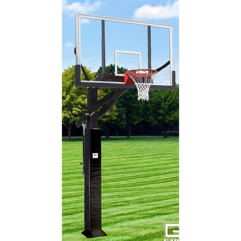 Gared All Pro Jam Adjustable Basketball Hoop with Acrylic Board GP12A72DM