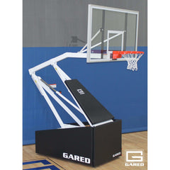 Gared Hoopmaster C72 Club Indoor Portable Basketball Hoop 9172