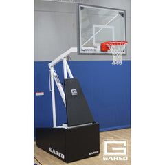 Gared Hoopmaster R54 Recreational Indoor Portable Basketball Hoop 9154