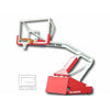 Image of Gared Pro S Spring-Lift Portable Basketball System w/ 10' 8'' Boom 9618