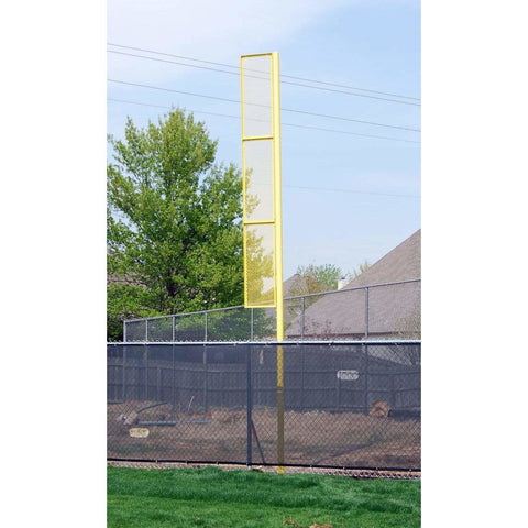 Gared Sports 30' Stadium Surface Mount Foul Pole BSPOLE-30SM (Pair)