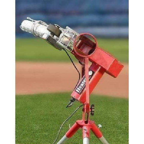 Heater Sports Heater Pro Curveball Baseball Pitching Machine w/ Auto Feeder HTR499BB HTR499BB