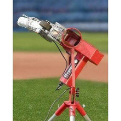 Heater Pro Curveball Baseball Pitching Machine w/ Auto Feeder HTR499BB