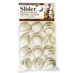 Heater Slider Lite Synthetic Leather Baseballs (1 Dozen) SLB49