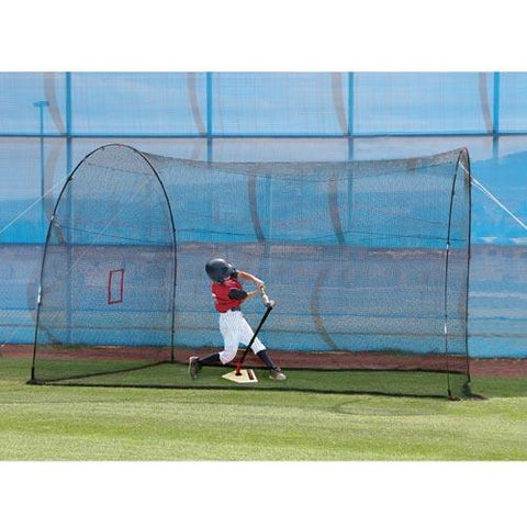 Heater Sports 12 Ft. Lite-Ball Home Run Batting Cage HRBC99