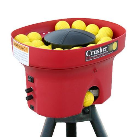 Heater Sports Crusher Curve Mini Lite-Ball Pitching Machine CR99
