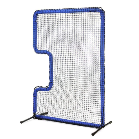 JUGS Protector Blue Series C-Shaped Softball Screen S1013