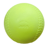 Image of JUGS Sting-Free Realistic-Seam Softballs Game Ball Yellow (1 Dozen) B4015