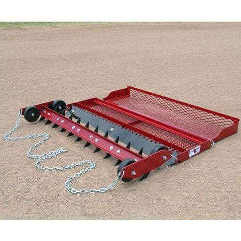 Newstripe Drag King Deluxe Infield Drag with Optional Scarifier 10001592