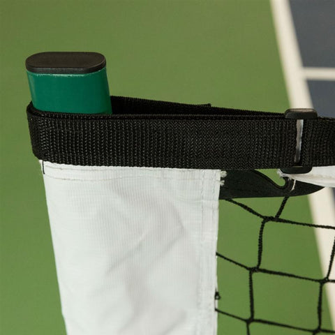 OnCourt OffCourt PickleNet Oval Poles Portable Net System TAPNO