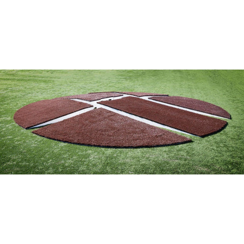 Pitch Pro 1810 Professional Baseball Portable Pitching Mound 1011810A