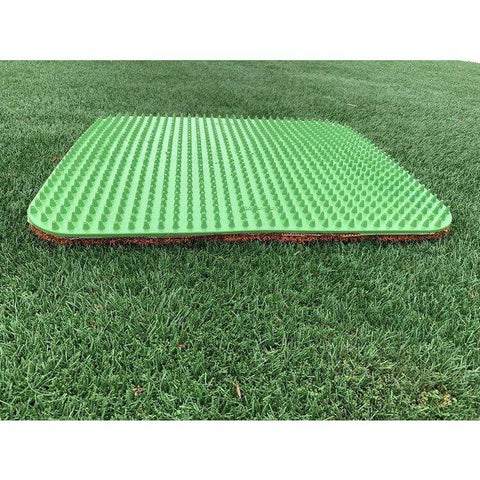 Portolite Short Spiked Youth Baseball Pitching Mat SP2027