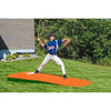 "Image of Portolite Two-Piece 10"" Oversized Portable Practice Pitching Mound 2PC1150"