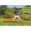 "Image of Portolite Two-Piece 10"" Standard Portable Practice Pitching Mound 2PC1175"