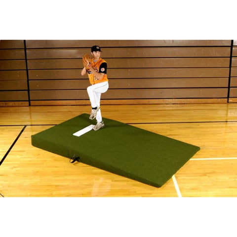 Professional Baseball Practice Pitching Mound Clay Turf 418003