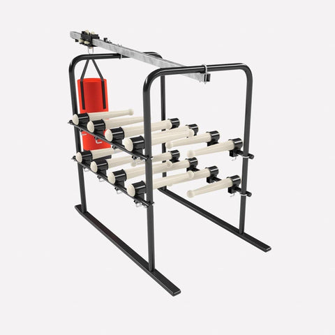 Rogers Athletic 16-Arm PowerBlast with Hanging Dummy 410423