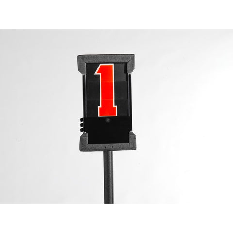Rogers Athletic Stadium Pro Down Marker w/ Flexible Pole 410571
