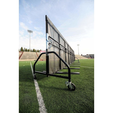 Rogers Athletic Zone Football Lineman Chutes